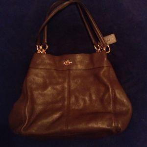 Coach lexy handbag